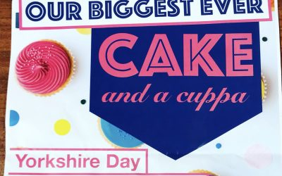 Great Potential's clients celebrated Yorkshire Day